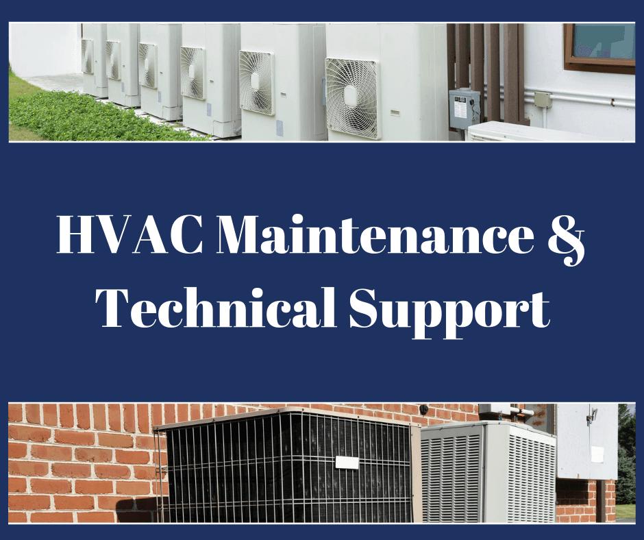 HVAC Maintenance & Technical Support
