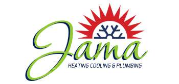 New Logo for Jama Heating, Cooling & Plumping